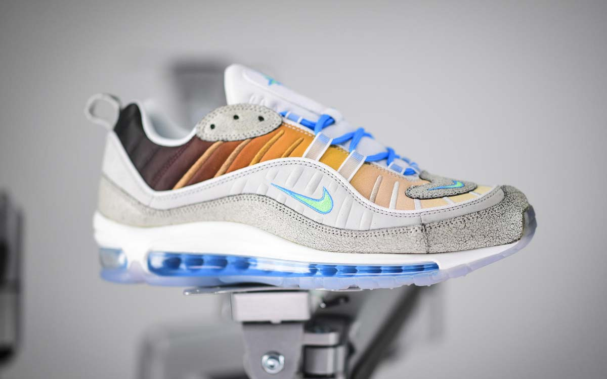 Gabrielle Serrano x Nike Air Max 98 New York