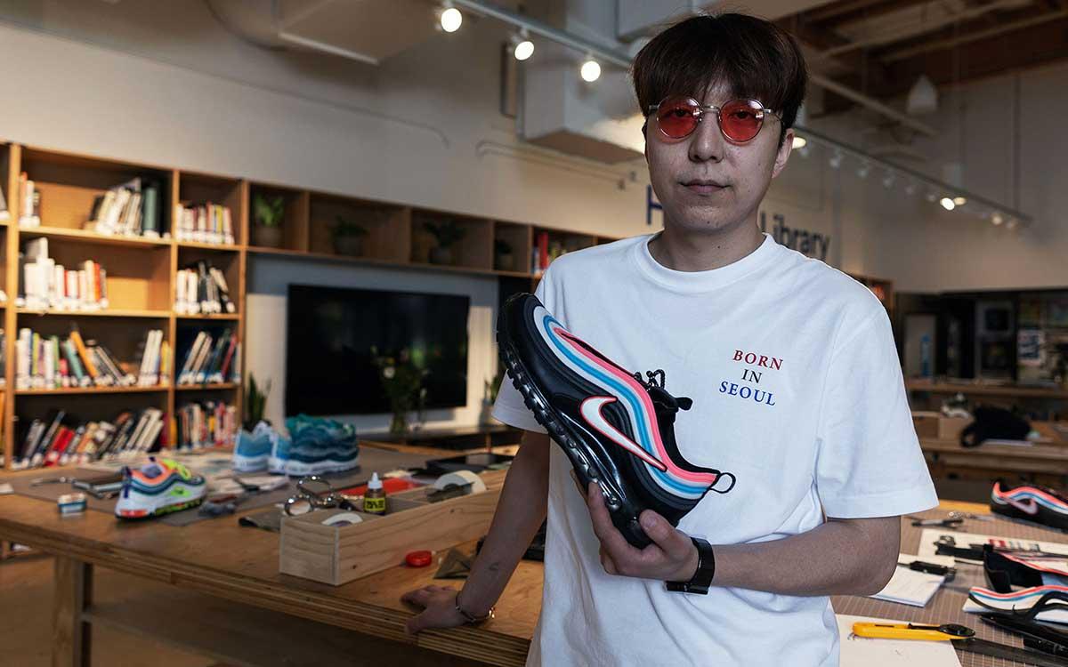 Gwang Shin x Nike Air Max 97 Seoul