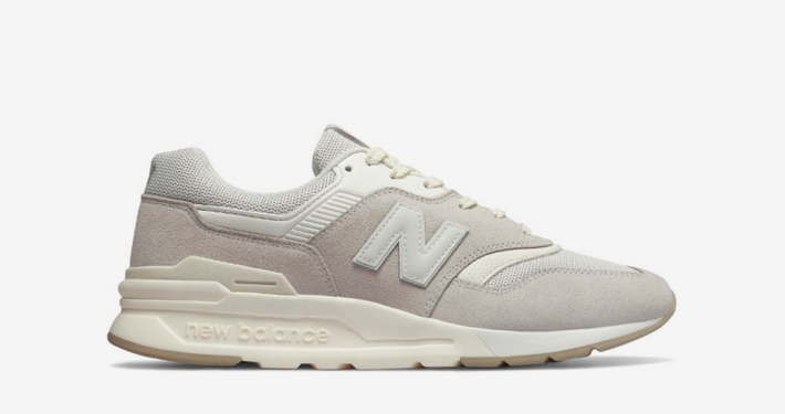 New Balance 997H Hvid CM997HCB