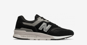 New Balance 997H Sort Grå CM997HCC