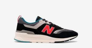 New Balance 997H Sort Pink CM997HAI