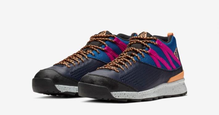 Nike ACG Okwahn 2 Navy Pink 525367-400
