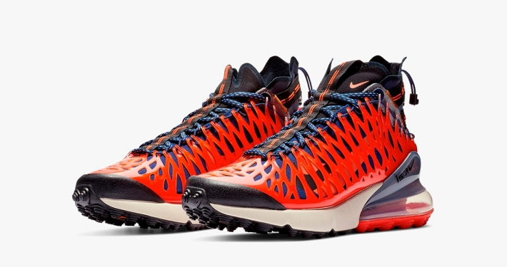 Nike Air Max 270 ISPA Orange BQ1918-400