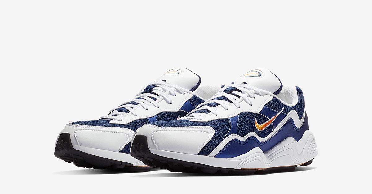 Nike Air Zoom Alpha Hvid Blå BQ8800-400