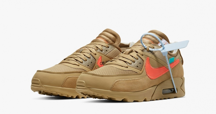 Off-White x Nike Air Max 90 Beige AA7293-200