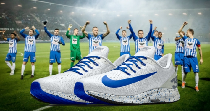Hvis din Superligaklub var en Nike Sneaker