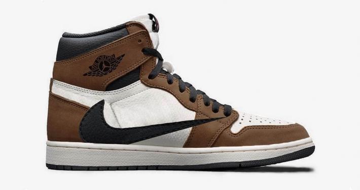Travis Scott x Nike Air Jordan 1 Cactus Jack CD4487-100