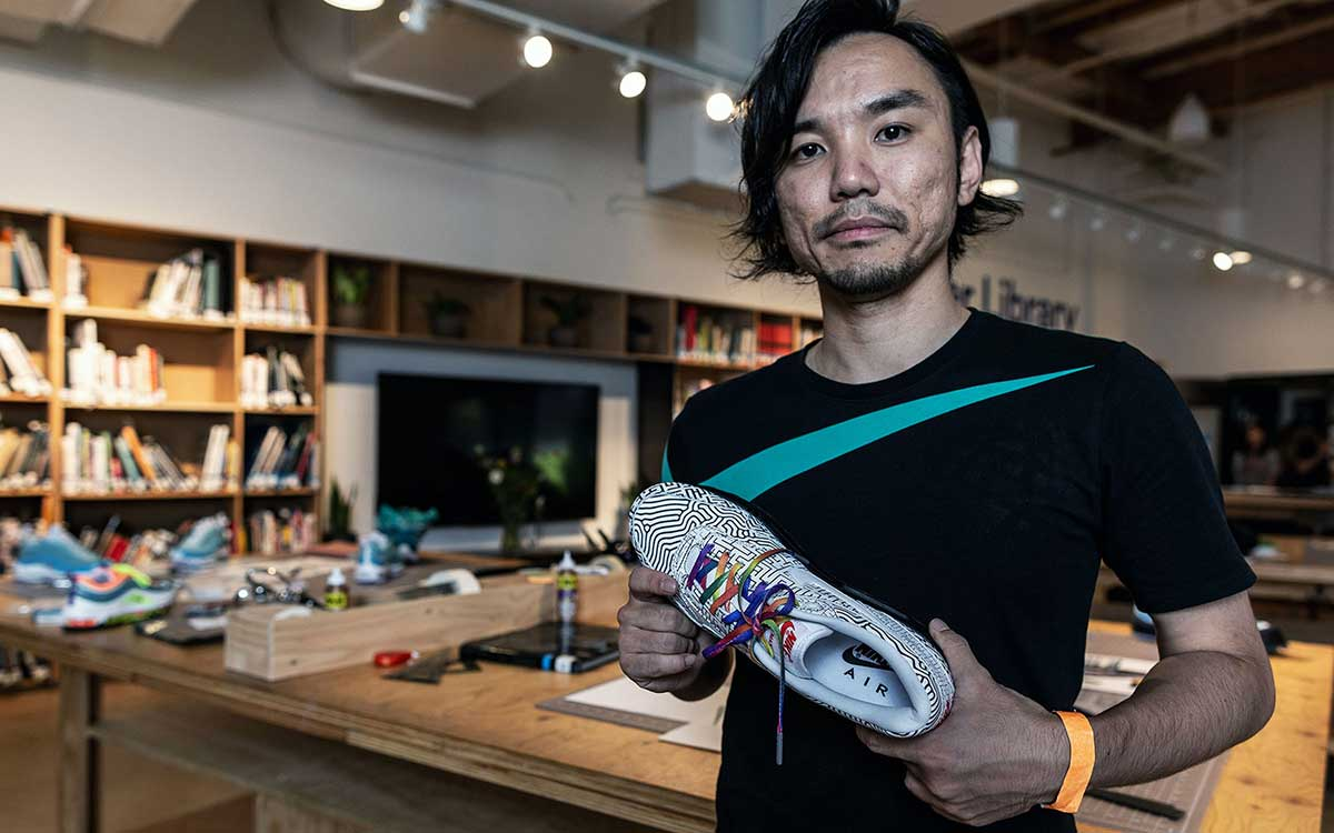 Yuta Takuman x Nike Air Max 1 Tokyo