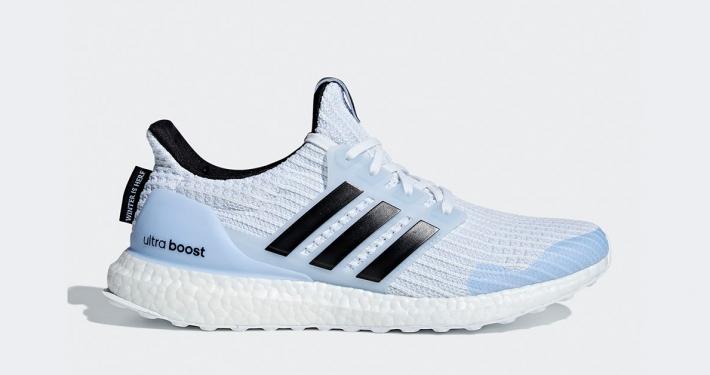 GoT x Adidas Ultra Boost White Walker EE3708