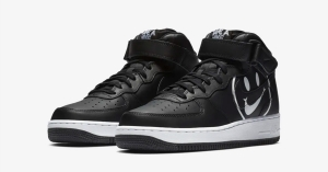 Nike Air Force 1 Mid Sort Have a Nike Day