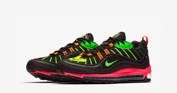 Nike Air Max 98 Neon CI2291-083