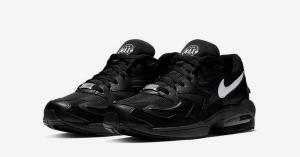Nike Air Max2 Light Triple Black AO1741-001