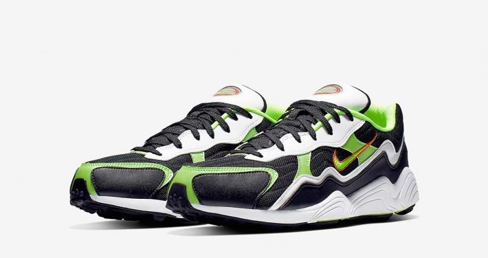 Nike Air Zoom Alpha Sort Grøn BQ8800-003