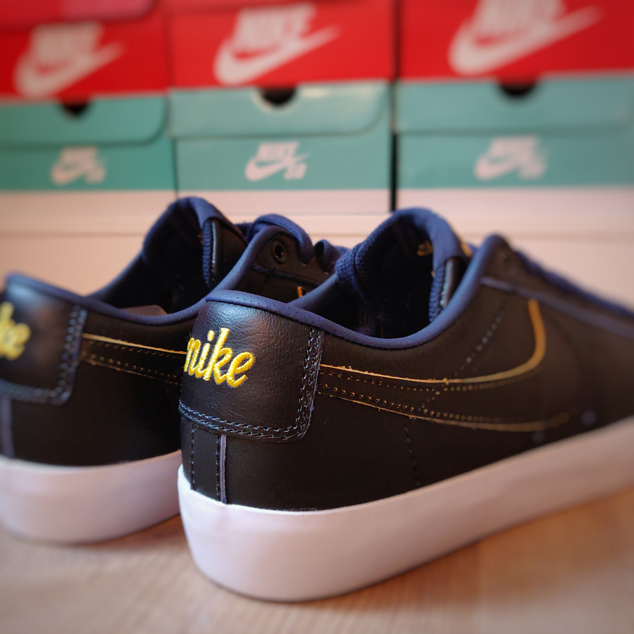 On-foot Nike SB Zoom Blazer Low GT NBA