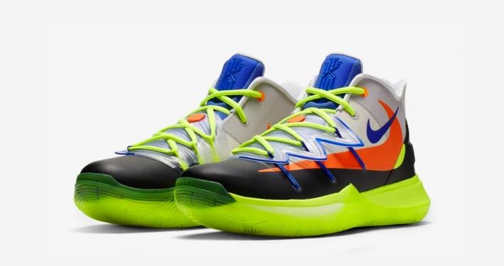 Rokit x Nike Kyrie 5 Multi