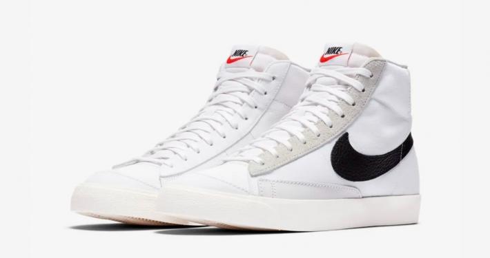 Slam Jam x Nike Blazer 77