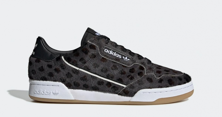 Adidas Continental 80 Black Panther G27703