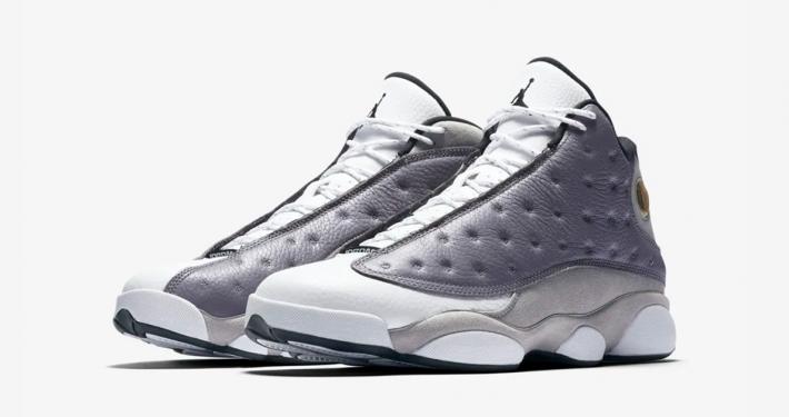 Nike Air Jordan 13 Grå