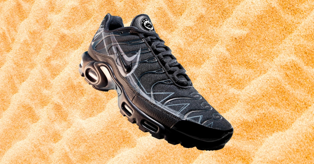 Nike Air Max Plus La Requin Sort