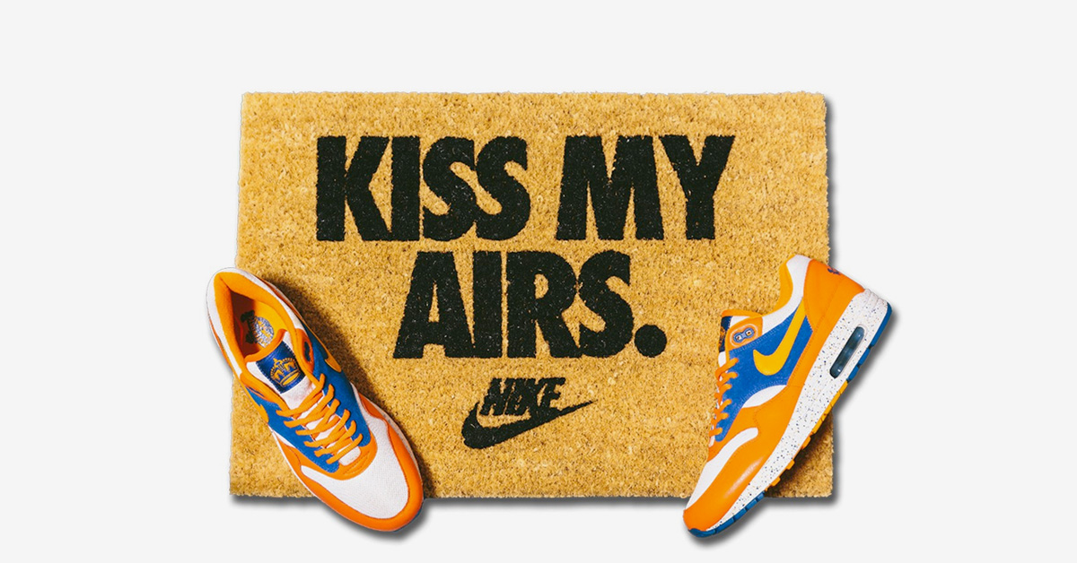 Nike Kiss My Airs Dørmåtte