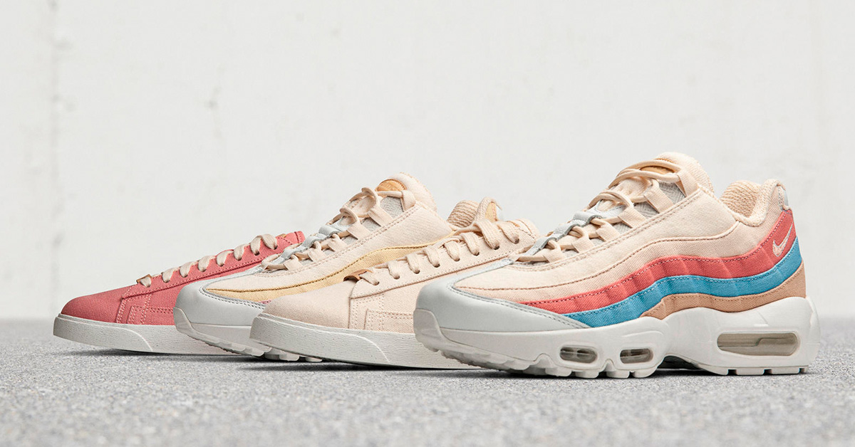 Nike Plant Color Collection