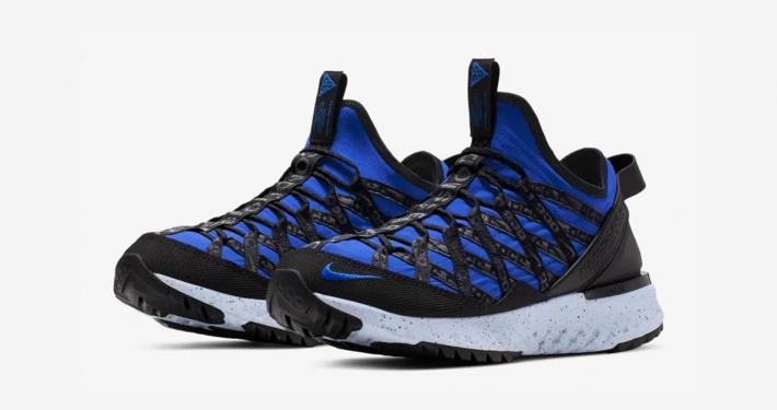 Nike ACG React Terra Gobe Blå