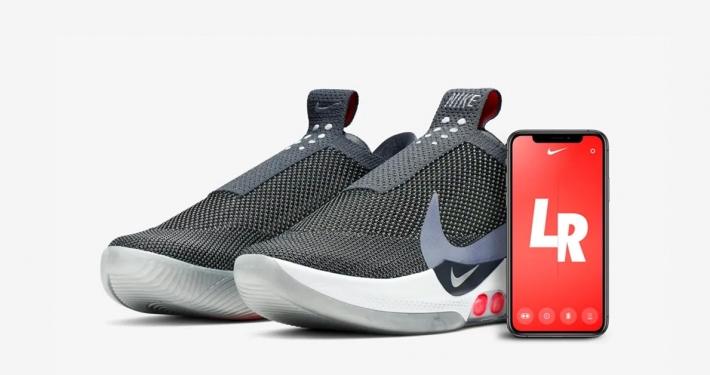 Nike Adapt BB Dark Grey-Multicolor AO2582-004