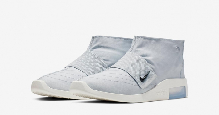 Nike Air Fear of God Moccasin Pure Platinum AT8086-001