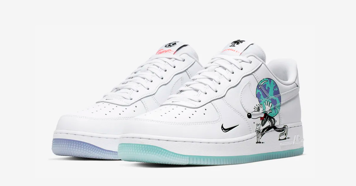 Nike Air Force 1 Low Earth Day