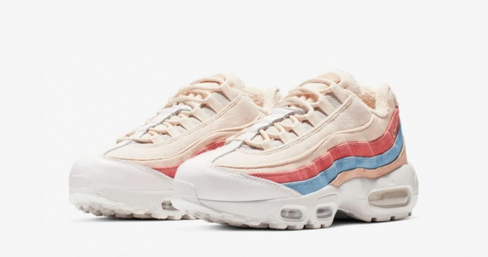 Nike Air Max 95 Plant Color til Kvinder CD7142-800
