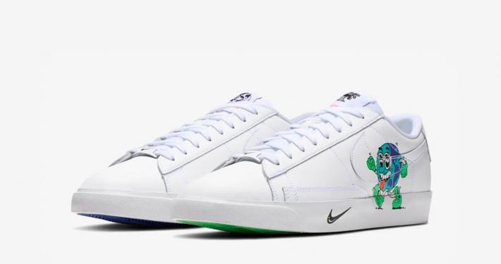 Nike Blazer Low Earth Day