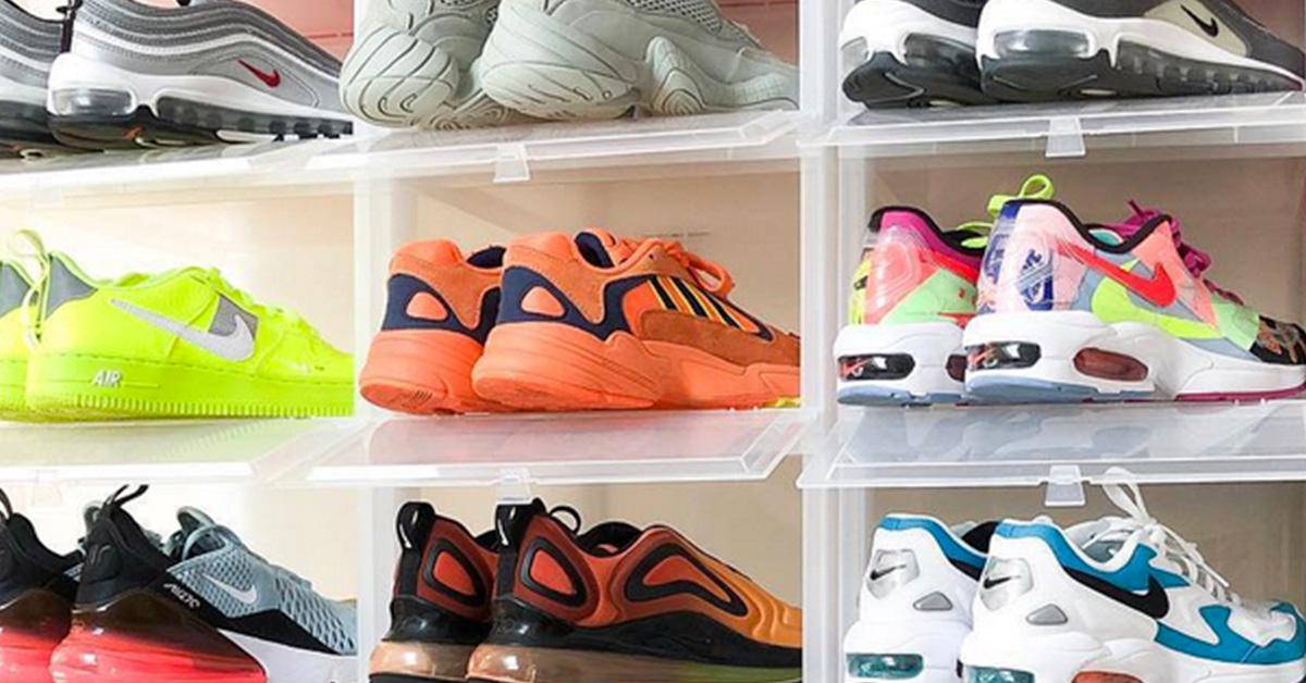 Sneakerhead: Sallys Sneakers
