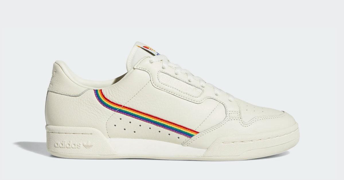 Adidas Continental 80 Pride EF2318
