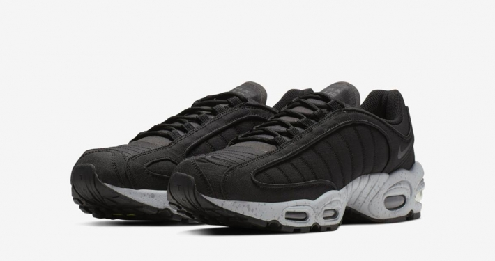 Nike Air Max Tailwind 4 Black Ripstop BV1357-002