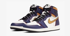 Nike SB Air Jordan 1 High LA to Chicago CD6578-507
