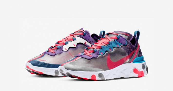 Nike React Element 87 Summer Sounds
