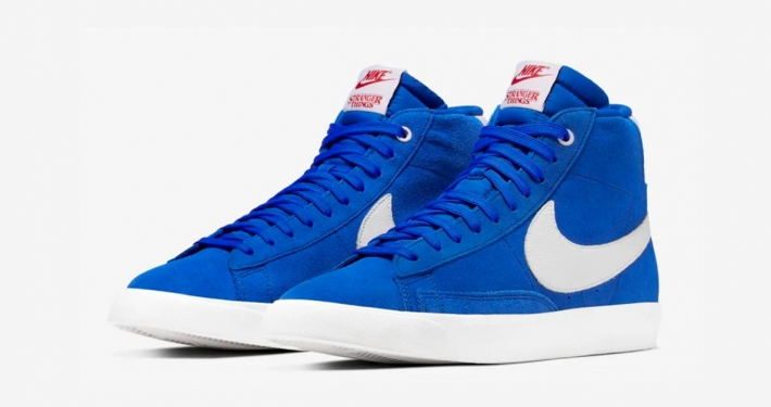 Stranger Things x Nike Blazer Mid OG
