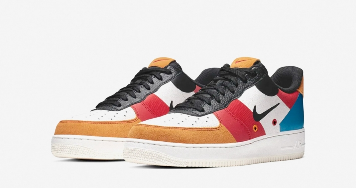 Nike Air Force 1 Low Imperial Red