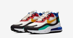 Nike Air Max 270 React Bauhaus AO4971-002