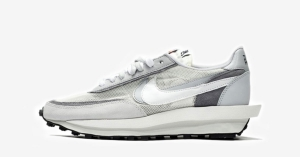 Sacai x Nike LDV Waffle Wolf Grey BV0073-100