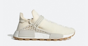 Pharrell Williams x Adidas Hu NMD Proud Cream EG7737