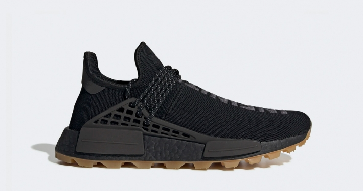 Pharrell Williams x Adidas Hu NMD Proud Sort EG7836