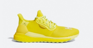 Pharrell Williams x Adidas Solar Hu PRD Gul EF2381
