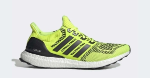 Adidas Ultra Boost 1.0 Solar Yellow EH1100