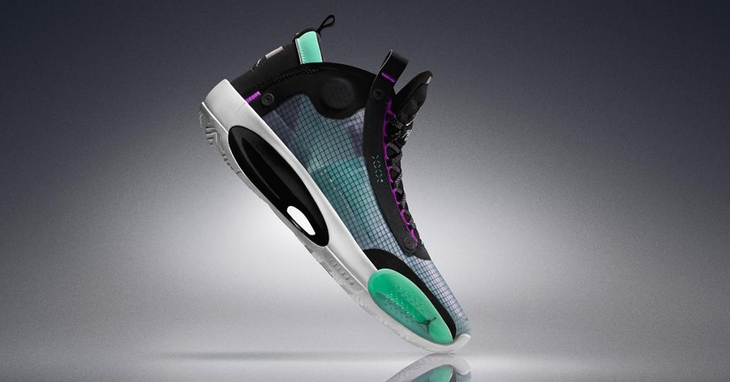 Nike Air Jordan 34 'Blue Void'