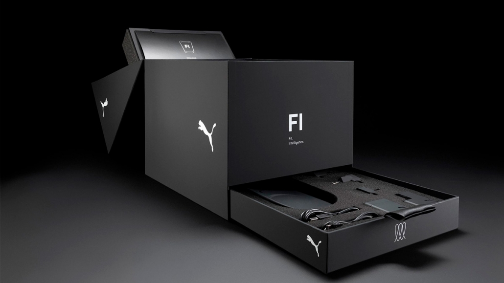 Puma Fit Intelligence Box