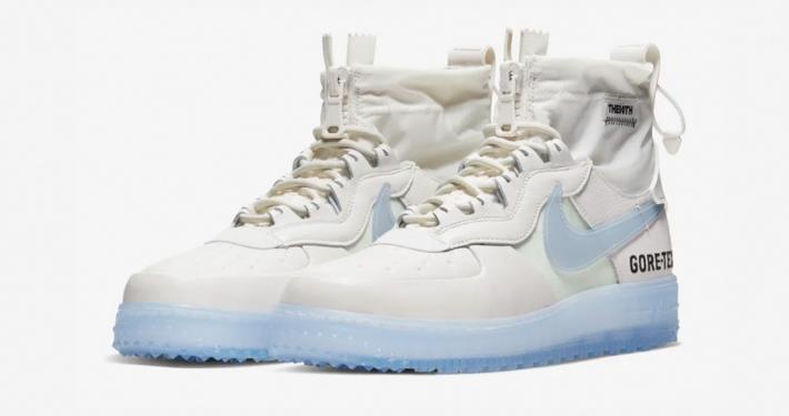 Nike Air Force 1 High Gore-Tex Phantom White CQ7211-002
