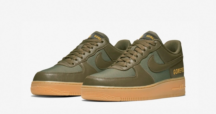 Nike Air Force 1 Low Gore-Tex Grøn