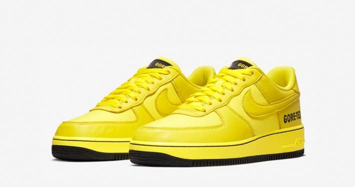 Nike Air Force 1 Low Gore-Tex Gul CK2630-701