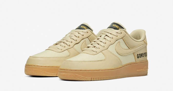 Nike Air Force 1 Low Gore-Tex Team Gold